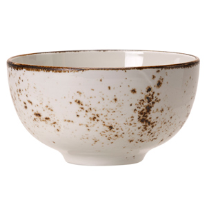"Steelite Craft Chinese Bowl White 5"" / 13cm"