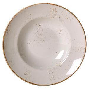 "Steelite Craft Nouveau Bowl White 10.75"" / 27cm"