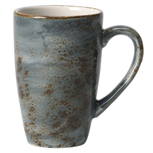 Steelite Craft Quench Mug Blue 10oz / 280ml