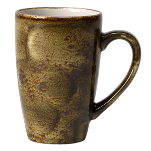 Steelite Craft Quench Mug Brown 10oz / 280ml