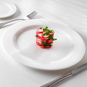 "Steelite Monaco Flat Rim Plate 12"" / 30.5cm"