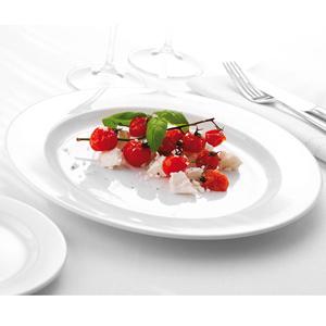 "Steelite Monaco Flat Rim Plate 10.6"" / 27cm"