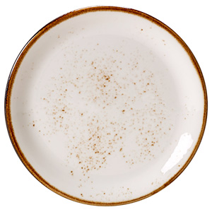 "Steelite Craft Coupe Plate White 10"" / 25.25cm"