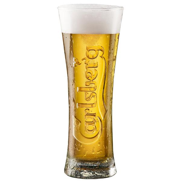Carlsberg Reward Tall Half Pint Glasses CE 10oz / 280ml ...