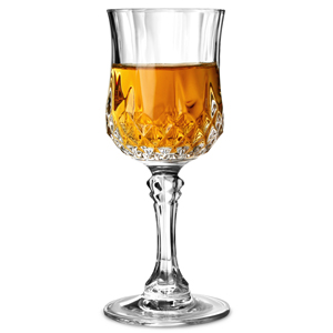Cristal D'Arques Longchamp Sherry Glasses 2.25oz / 60ml