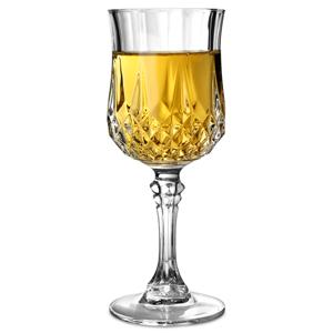 Cristal D'Arques Longchamp Wine Glasses 6oz / 170ml