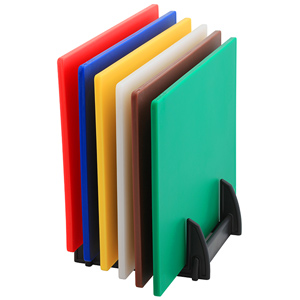 Plastic Knockdown Chopping Board Rack