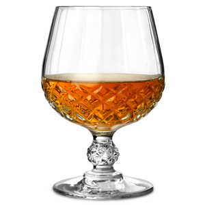 Cristal D'Arques Longchamp Brandy Glasses 11.25oz / 320ml