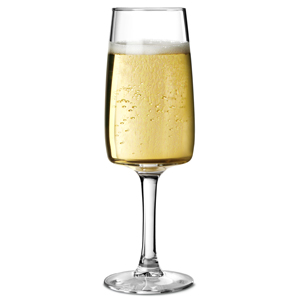 Axiom Champagne Flutes 6oz LCE at 125ml