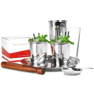 Professional Mint Julep Cocktail Set