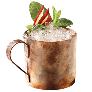 Copper Cocktail Mug 12.3oz / 350ml