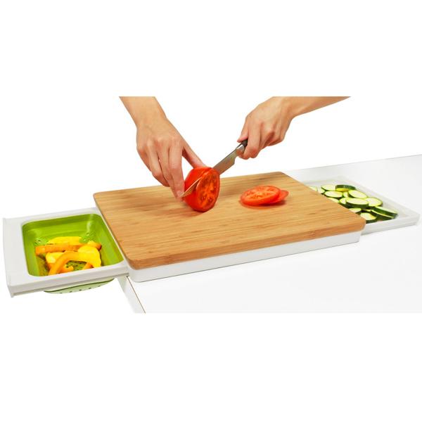 Chef 39 N Prepstation 3 In 1 Cutting Board Drinkstuff