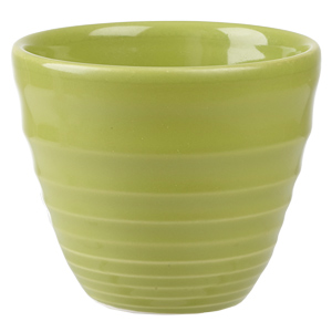 Churchill Bit on the Side Ripple Chip Mug Green 10oz / 280ml