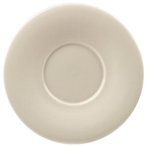 Art De Cuisine Rustics Snug Tea Saucer Cream 16.5cm
