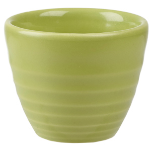 Churchill Bit on the Side Ripple Dip Pot Green 2oz / 57ml
