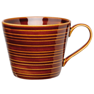 Art De Cuisine Rustics Snug Mug Brown 12oz / 340ml