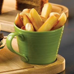 Art De Cuisine Rustics Snug Mug Green 12oz / 340ml