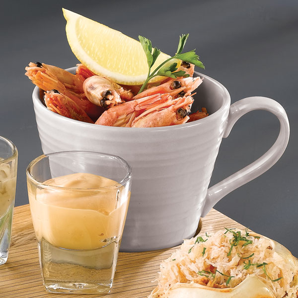 Art de cuisine rustics snug mug white 12oz 340ml for Art de cuisine churchill