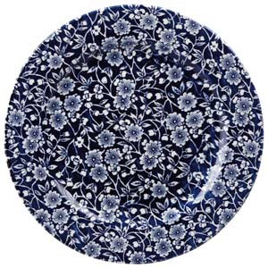 Churchill Vintage Print Willow Victorian Calico Plate 8.25inch / 21cm