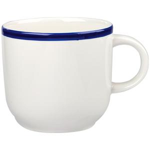 Churchill Retro Blue Cup 8oz / 227ml