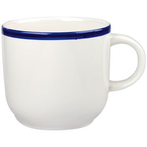 Churchill Retro Blue Cup 12oz / 340ml