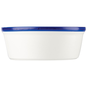 Churchill Retro Blue Ramekin 3.2oz / 90ml
