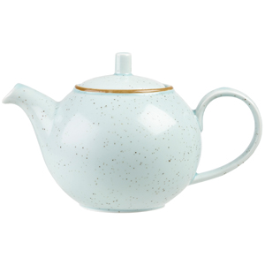 Churchill Stonecast Duck Egg Tea Pot 15oz / 425ml